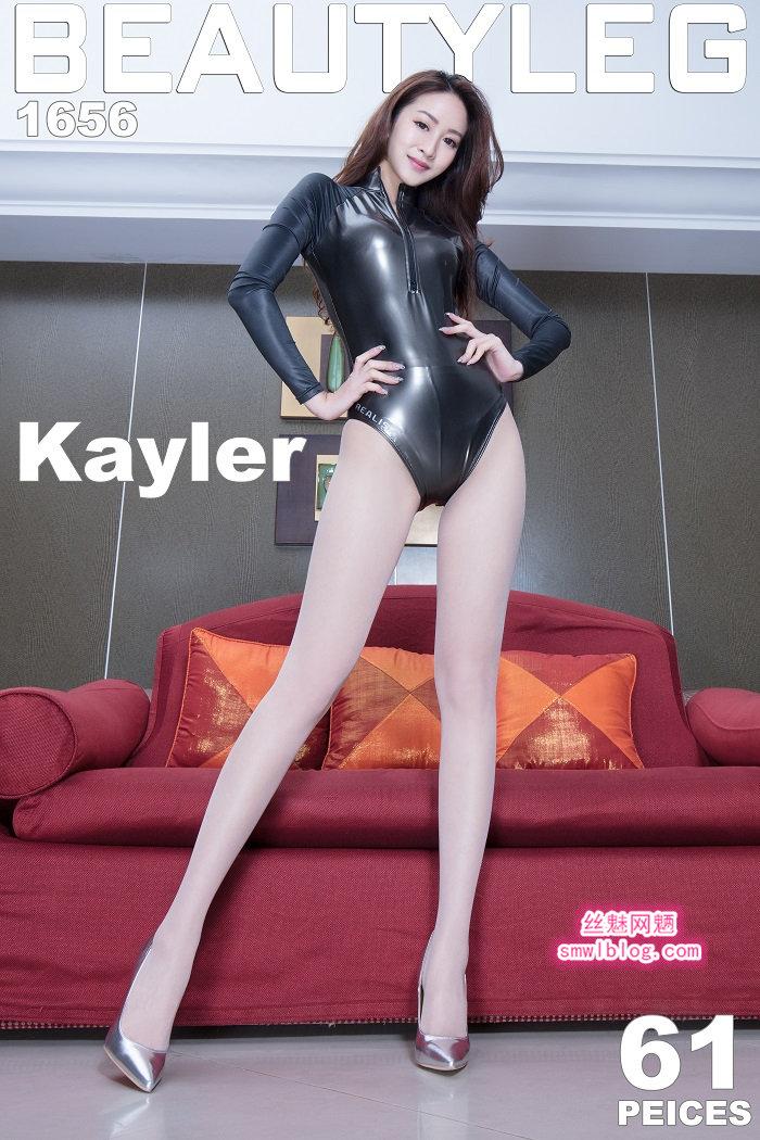 [Beautyleg]美腿寫真 2018.09.10 No.1656 Kaylar[61P/365M]